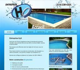 Entreprise pour piscine creus e candiac piscine for Entreprise piscine